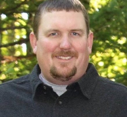 photo of Shawn Bugbee Northern Maine Unit Manager